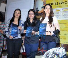 Karishma Kapoor at Timeless Austen book launch