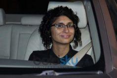 Kiran Roa at Gunday Special Screening
