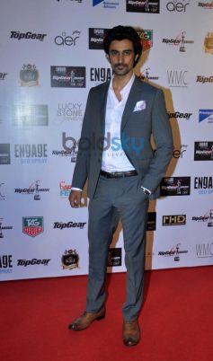 Kunal Kapoor during Top Gear Awards