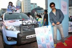 Kunal Kapoor at Lavasa Women's Drive 2014
