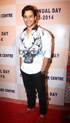 kunal khemu  during Global Warming Awareness by CWCHS