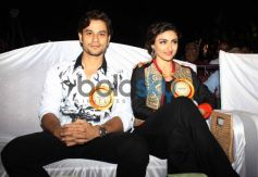 Kunal Khemu and Soha Ali Khan  at Global Warming Awareness by  CWCHS