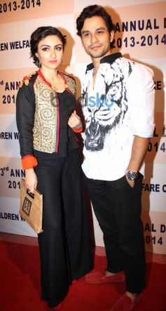 Kunal Khemu and Soha Ali Khan Global Warming Awareness by  CWCHS