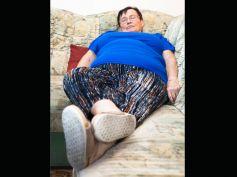 Lack Of Erect Posture