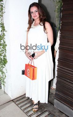 Laila Khan at Simon Khan Arora Birthday Celebration