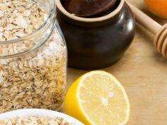 Lemon Oats Recipe