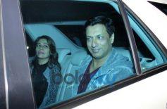 Madhur Bhandarkar at Gunday Special Screening