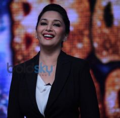 Madhuri Dixit  at Boogie Woogie show
