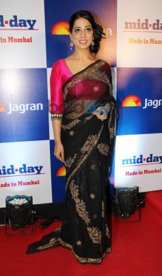 Mahi Gill at Mid Day relaunch party