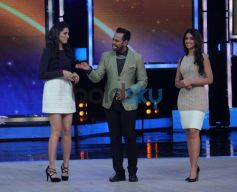 Nargis, Andy, Ileana at India's Got Talent show