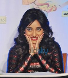 Neha Sharma during Announcement of Goa Carnival 2014