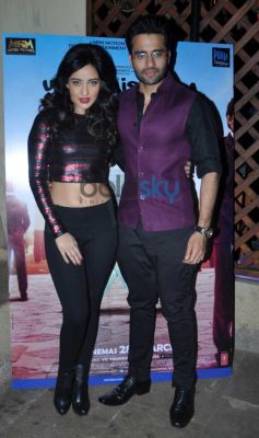 Neha Sharma and Jackie Bhagnani at Announcement of Goa Carnival 2014