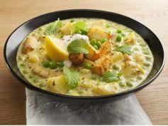 Peas Paneer Curry