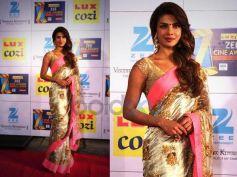 Priyanka Chopra stuns on red carpet at Zee Cine Awards 2014