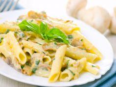 Quick Creamy Spinach Pasta Recipe
