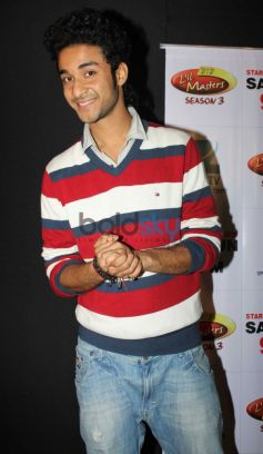 Raghav Juyal during Press Meet of zee tv's DID Liltle Masters