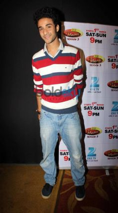 Raghav Juyal at Press Meet of zee tv's DID Liltle Masters