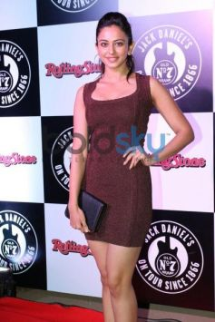 Rakul Preet Singh stuns at Jack Daniel's Annual Rock Awards