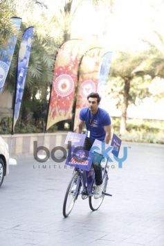 Ranbir Kapoor the new Pepsi Intern