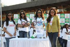 Raveena  Madhoo Sakshki Rituparna at Ariel Event