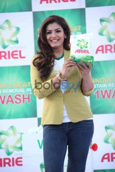 Raveena Tondon at Ariel Event