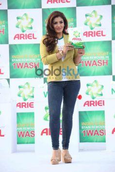Raveena Tondon during Ariel Event