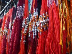 Red Thread Or Kalava