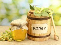 Rice Milk With Honey