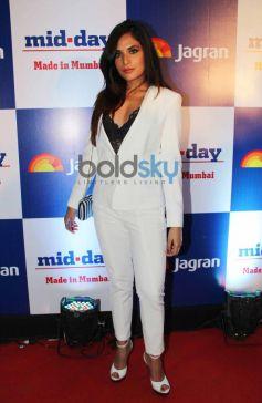 Richa Chadda at Mid Day relaunch party