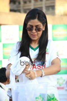 Sakshki Tanvar at Ariel Event