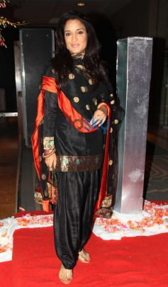 Sandhya Mridul at Siddarth Kannan Wedding Reception