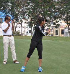 Sania Mirza Kick Starts Cancer Crusaders Invitation Cup