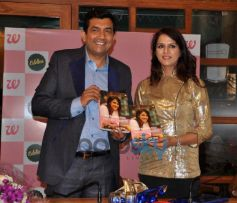Sanjeev Kapoor Launches Shipra Khanna's Book