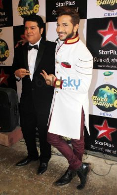 Sazid Khan Terence Lewis snapped during Nach Baliye 6 finale