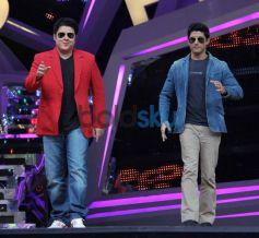 Sazid Khan and Farhan Akthtar dance at Nach Baliye 6