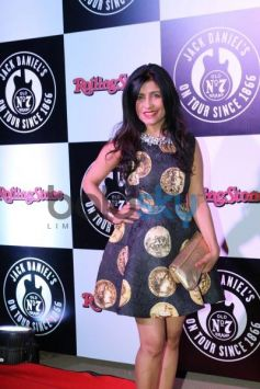 Shibani Kashyap stuns at Jack Daniel's Annual Rock Awards