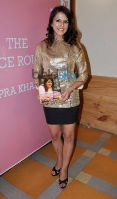Shipra Khanna's during Book launch
