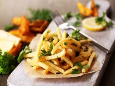 Shivratri Vrat Recipe Potato Fries