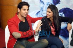 Siddharth and Parineeti at Press Conference of Hasee To Phasee
