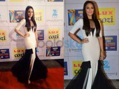 Sonakshi Sinha stuns at Zee Cine Awards 2014
