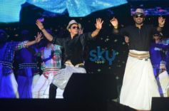 SRK dancePerformance At Temptation Reloaded 2014
