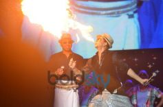 SRK fire act Performance At Temptation Reloaded 2014