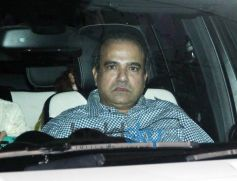 Suresh Wadkar at Highway Special Screening
