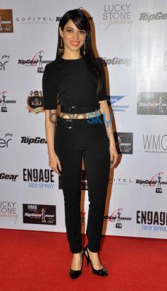 Tamanah Bhatia stuns during Top Gear Awards