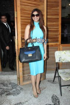 Tanisha Mukherjee during Harsh Gupta's summer collection showcase