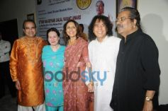 Ustad Ghulam Mustafa Khan honored at 14th Vasantotsav