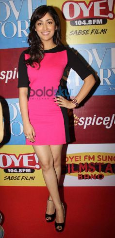 Yami Gautam stuns during an audition event