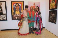 Zeenat Aman & Rohit Verma unveils That life in Colors