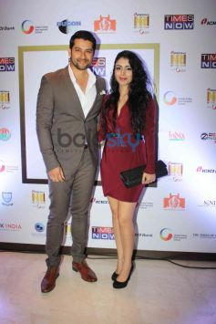 Aftab Shivdasani at NRI of the year Awards Ceremony