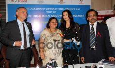 Aishwarya Rai leads UNAIDS mission on issues of women and HIV